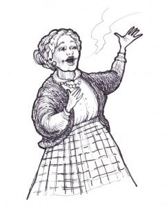 Mrs Bonny